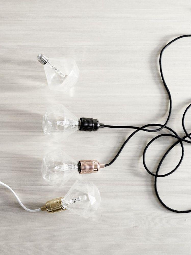 Frama E27 sockel svart krom inredningsdetaljer Pinterest Belysning, Inredning och Svart