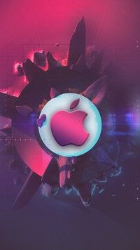Iphone 6s Wallpapers Apples Future In Pink 750x1334 Iphone Wallpaper Girly Apple Iphone Wallpaper Hd Apple Logo Wallpaper Iphone