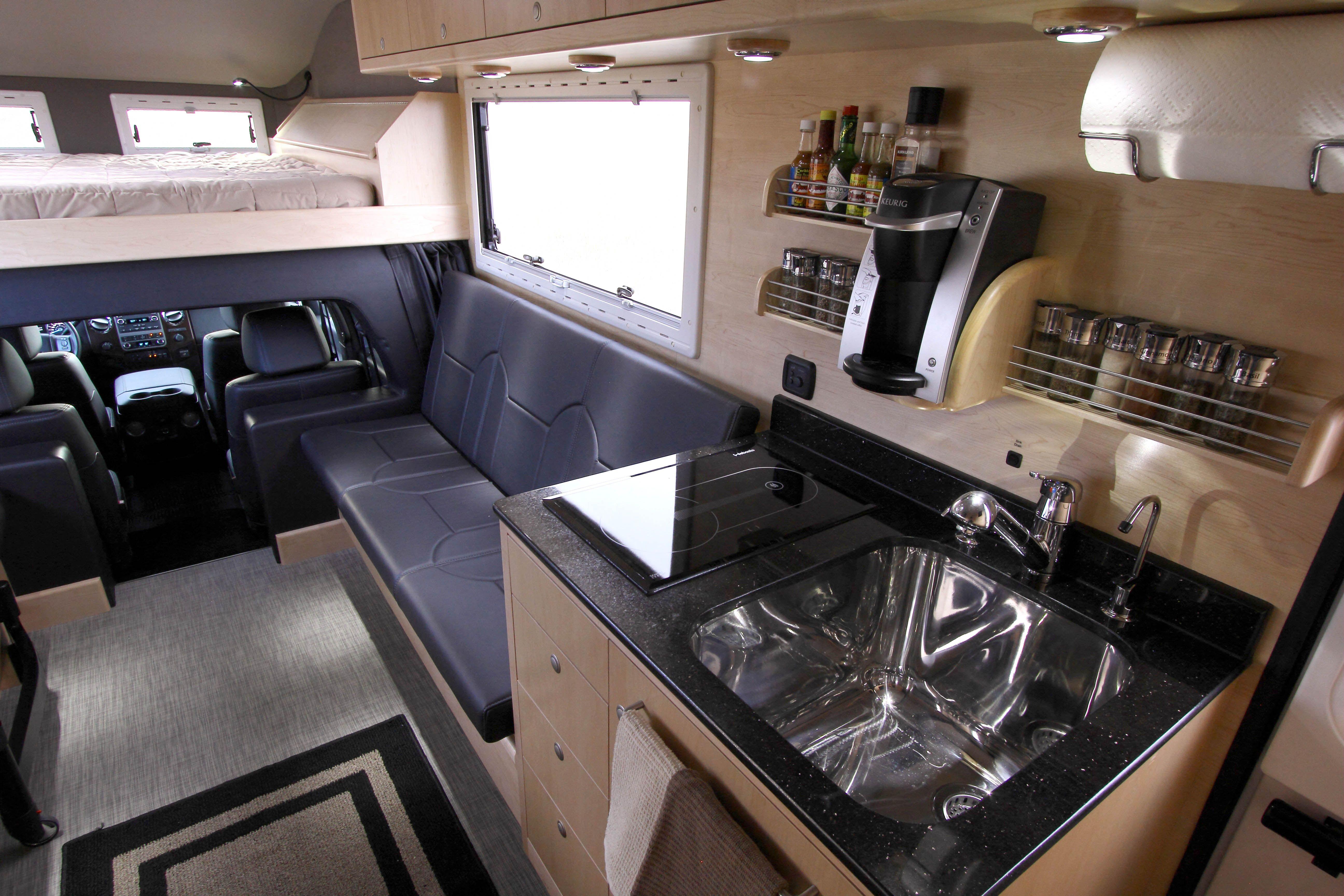 earth roamer custom pinterest. Black Bedroom Furniture Sets. Home Design Ideas