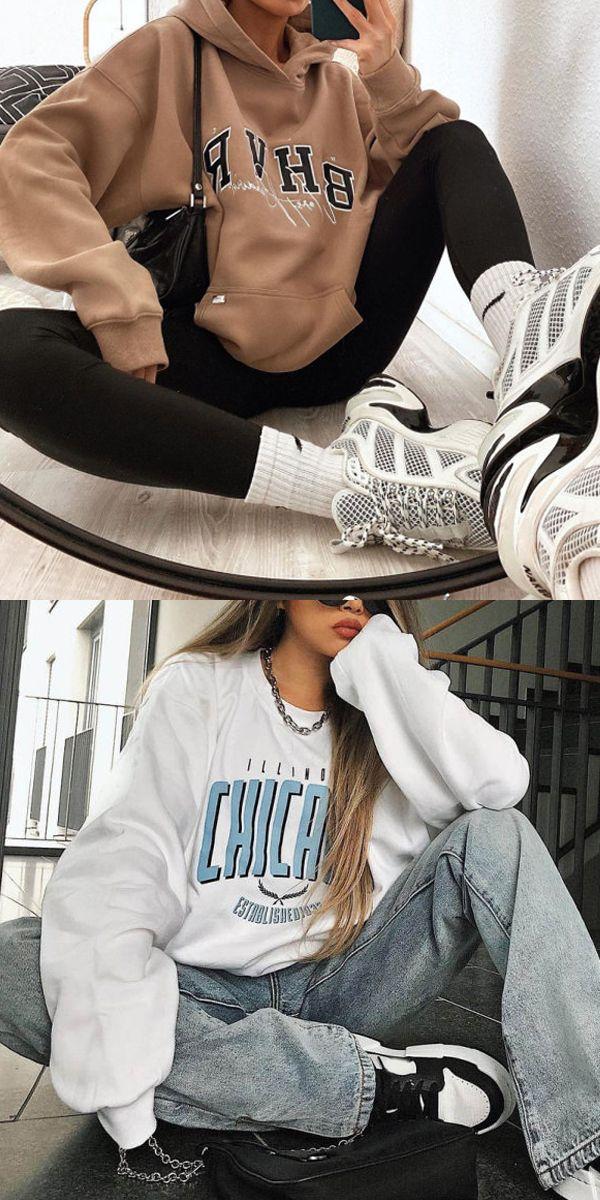 New In Sweatshirts