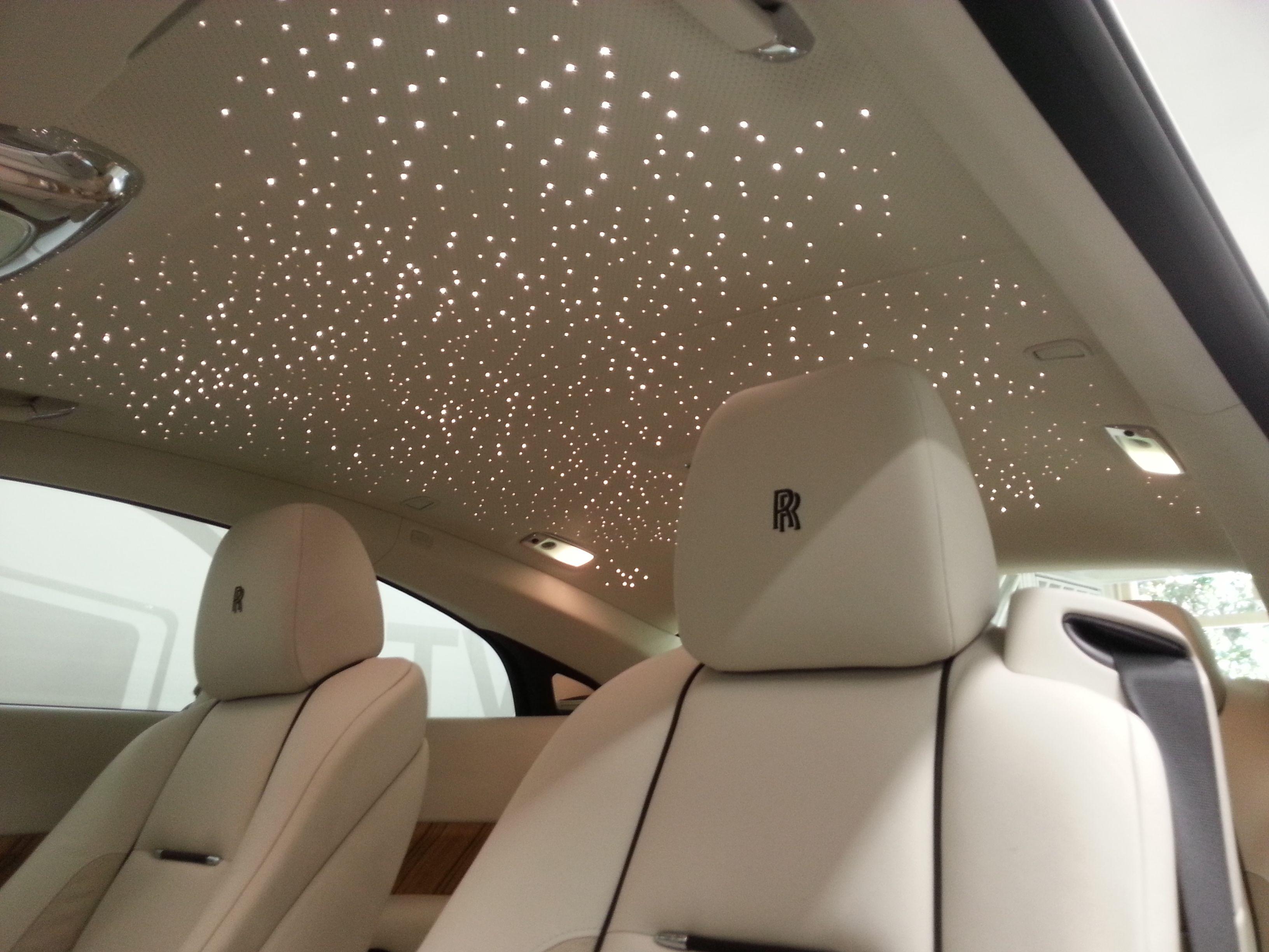 Ciel De Toit Rolls Royce Chez Aeh Mougins Voitures De