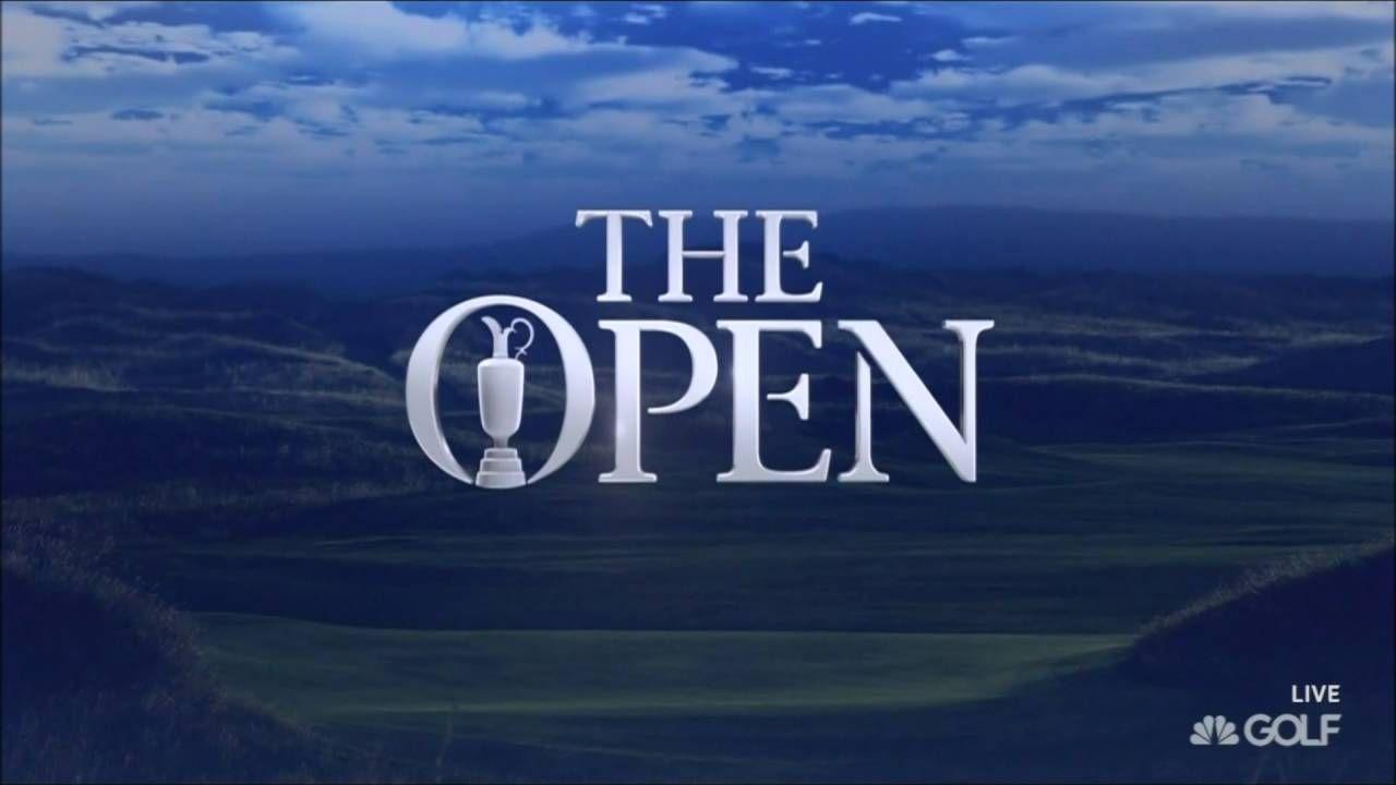 NBC Sports British Open intro The return of Yanni's In