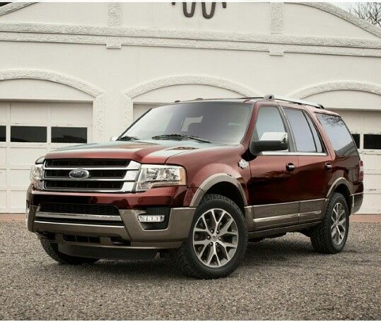 2015 Ford Expedition King Ranch Ford Expedition Ford Expedition