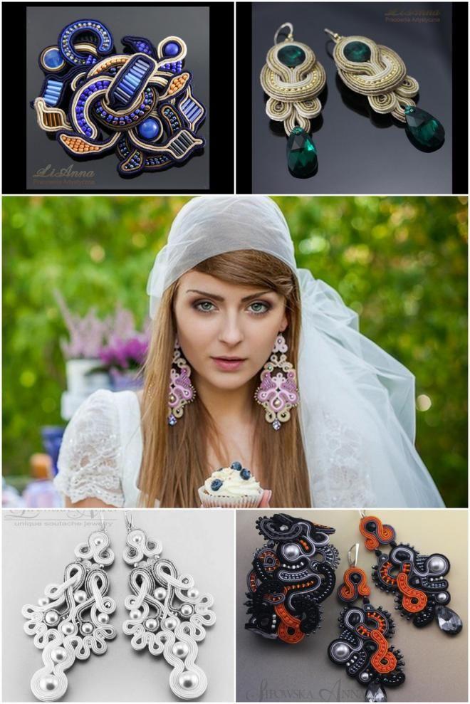 Šujtáš/sutaška/soutache ako lemovacia technika v minulosti zdobila odevy v mnohých krajinách sveta. Hoci by to pri jej vzniku asi nikto nepredpokladal, našla dnes uplatnenie najmä vo výrobe šperkov...