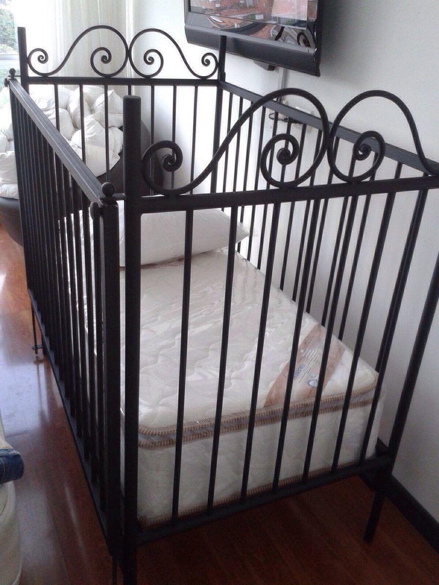 cunas en hierro forjado - Buscar con Google | baby room | Pinterest ...