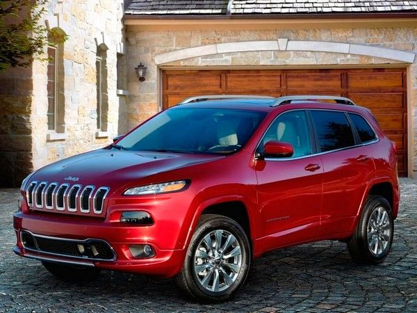 2016 Jeep Cherokee Overland Adds Upscale Touches Jeep Cherokee