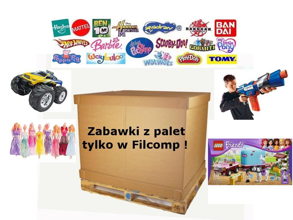 Zabawki Paleta Hurt Klasy B C Licytacja Bcm 3936163238 Oficjalne Archiwum Allegro Lego Friends Toy Chest Toys