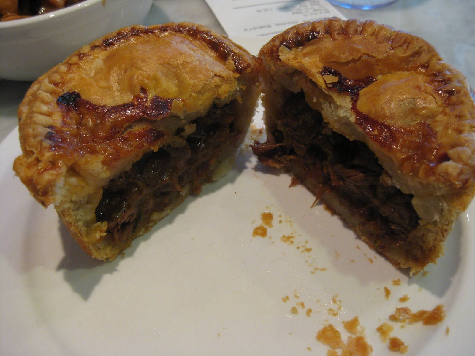 Steak & Ale Pie From Pleasant House Bakery (With images ...
