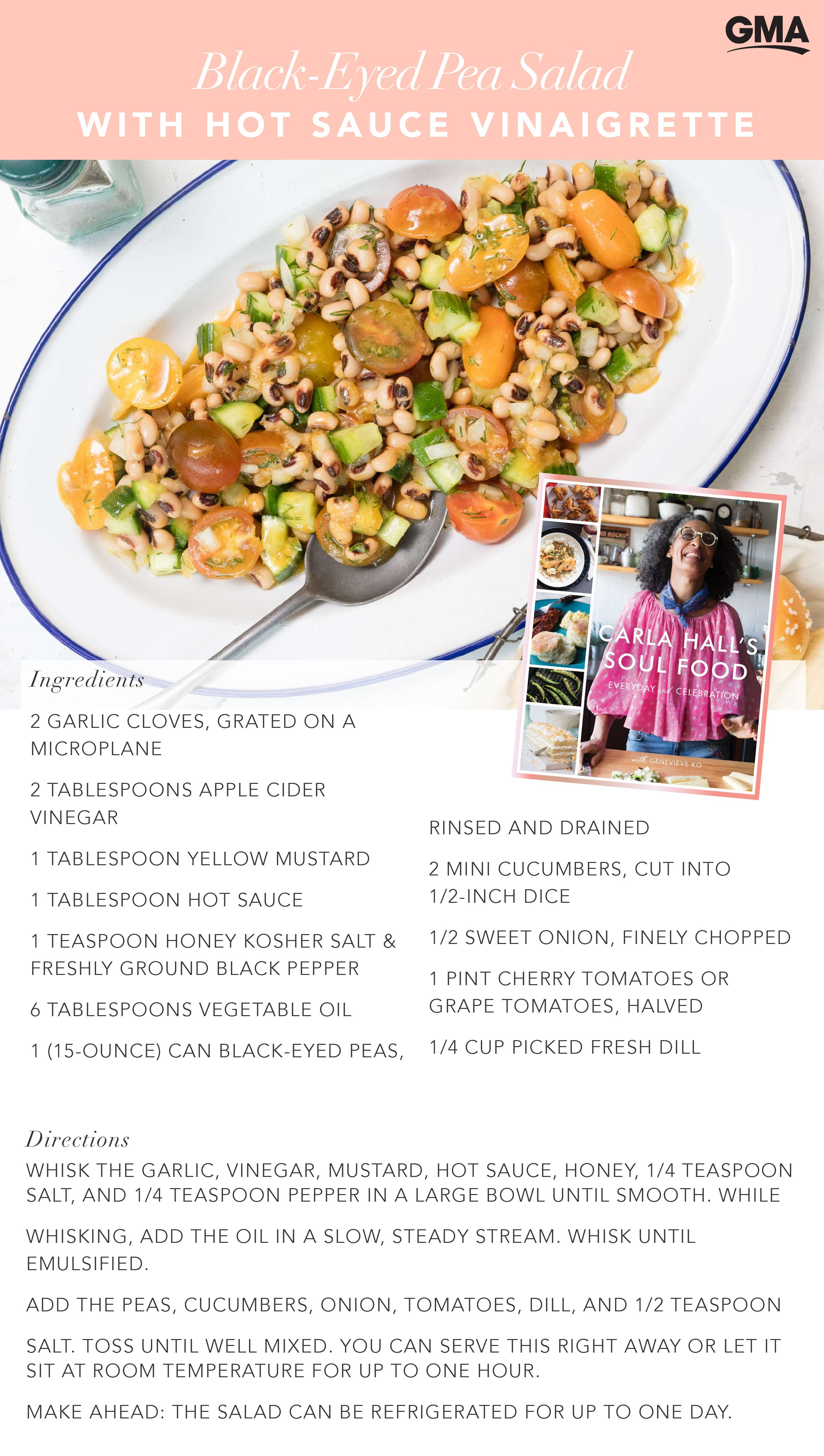 Carla Hall shares 8 hearty dishes to try at home this fall  Black