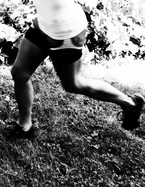 so, you want to be a runner...