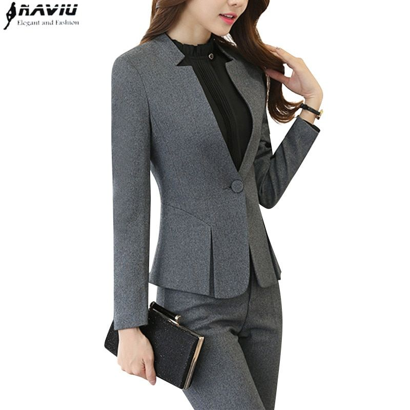 2f805ef424aa8 Cheap Pant Suits, Buy Directly from China Suppliers:Fashion Business ...