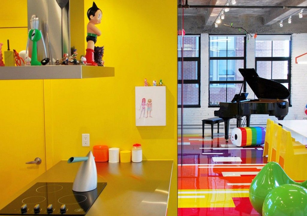 Picture from: awants.com bright colored room ideas   Design it and ...