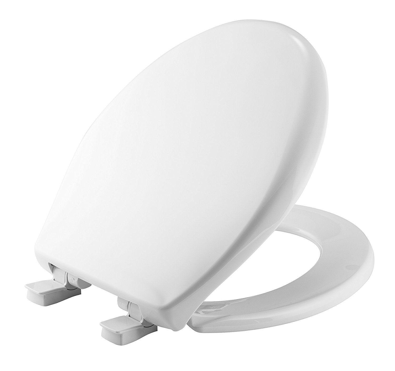 Mayfair 20SLOWE 000 SlowClose Plastic Toilet Seat