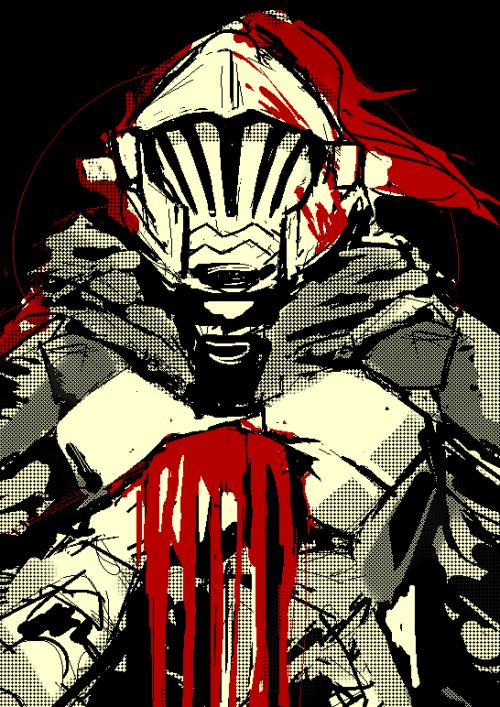 Panzerbot Quick Sketch Reblogs Appreciated Slayer Goblin Samurai Artwork