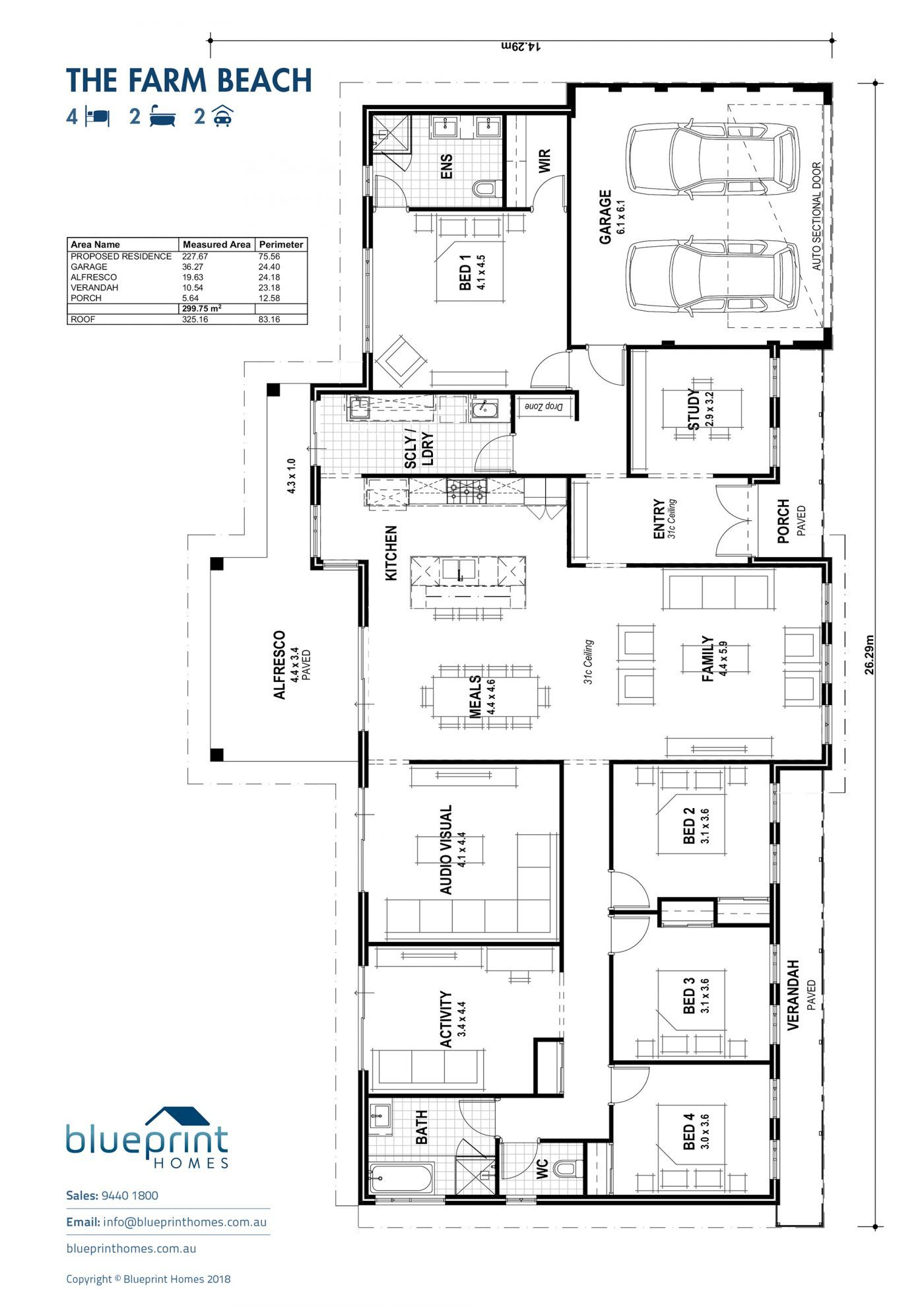 Farm Beach Perth Home Design Blueprint Homes My House Plans Home Design Floor Plans Family House Plans