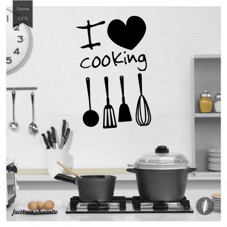 M s de 25 ideas incre bles sobre vinilos decorativos - Vinilo pizarra cocina ...