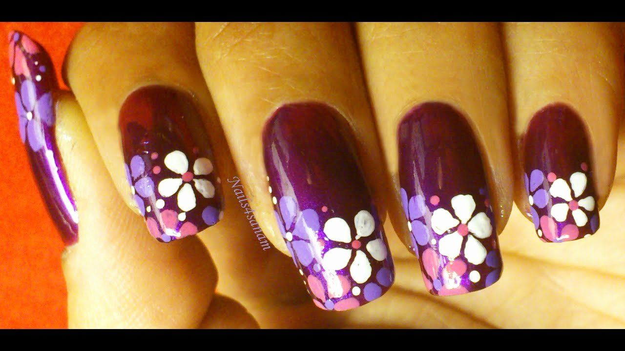 Pin by Daphne Sena on Nail designs that are cool | Pink