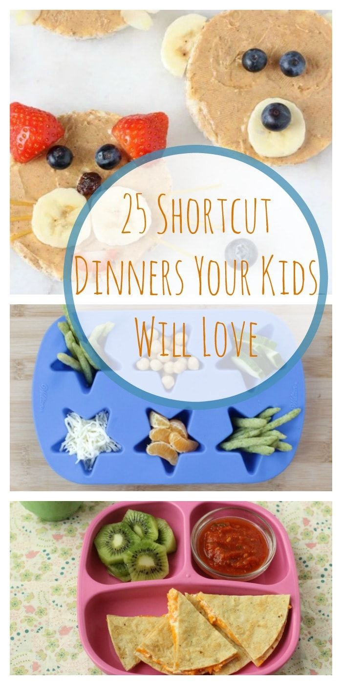 This list of shortcut dinners will save you during this Holiday season! images