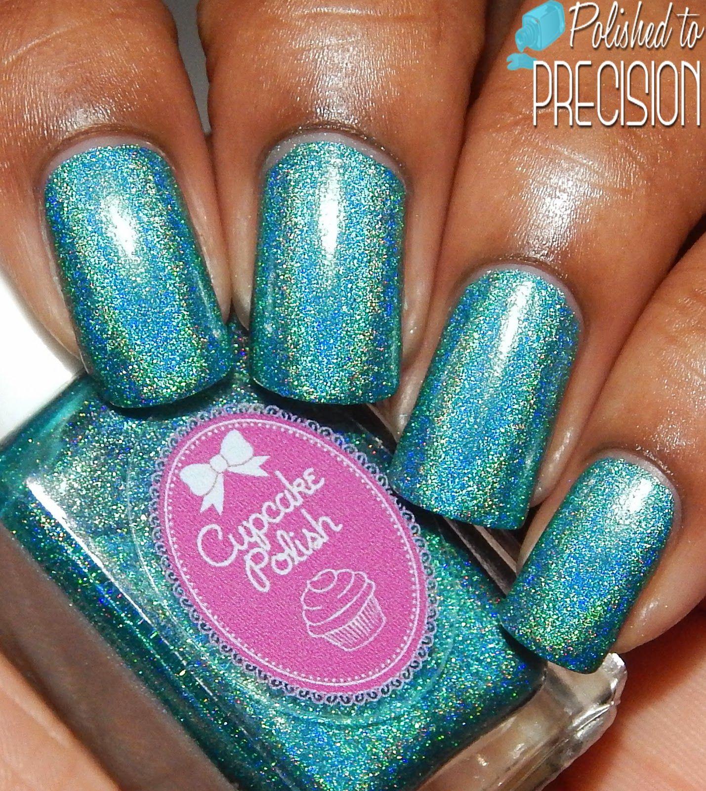 Cupcake Polish Topsy Turvy ❤ http://ibeautyoutlet.com/ | nails ...