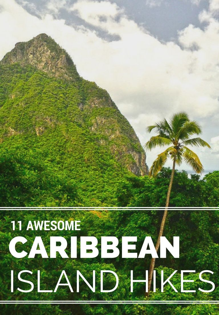 From St. Lucia to Dominica and beyond.