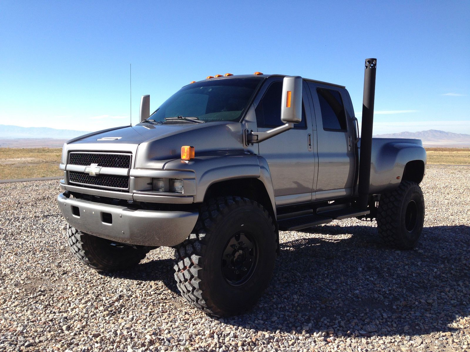 Chevrolet Kodiak 4x4 Bing Images Chevy Trucks Chevy Duramax Diesel