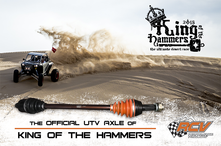 RCV OffRoad Performance Products CV Joints, Axle Kits