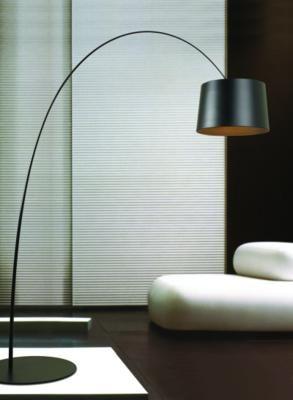 Black Metal Satin Designer Arc Floor Lamp Floor Lamp Arc Floor Lamps Chrome Floor Lamps