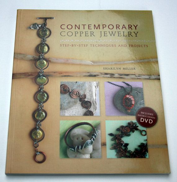 Contemporary Copper Jewelry w/DVD StepbyStep by pixiesinthehouse, $12.00