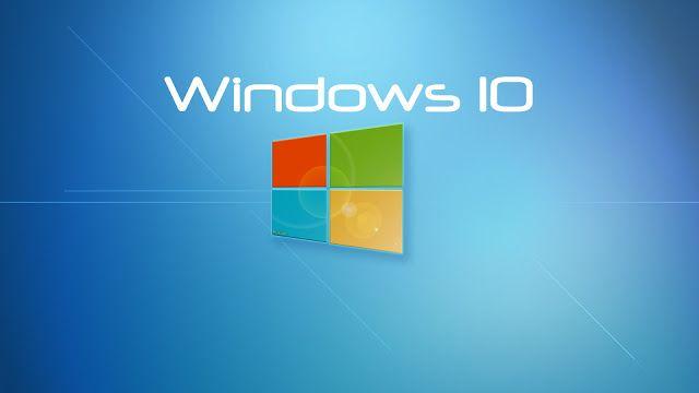 Windows 10 Pro Insider Preview Build 10166 For X86 X64 Windows 10 Windows 10 Logo Windows Wallpaper