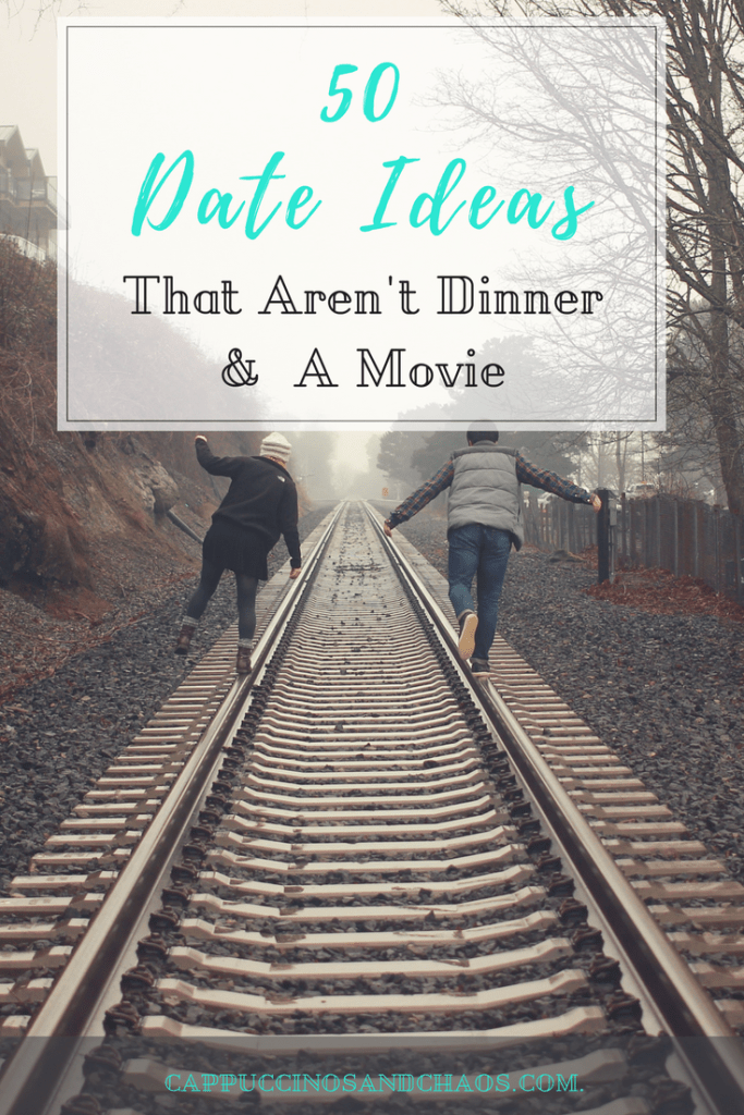 50 Date Ideas That Aren't Dinner & A Movie