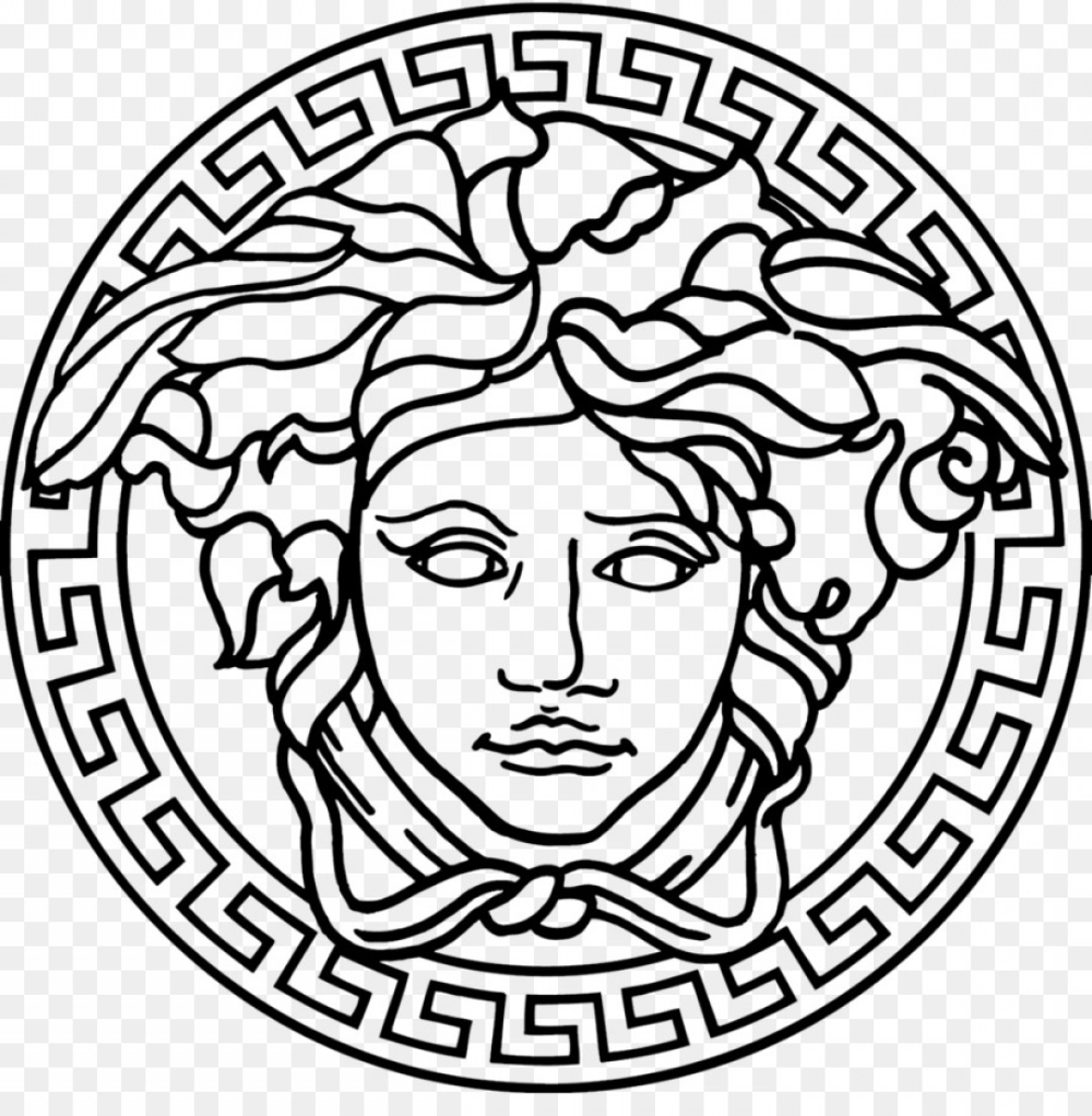 Pin By Silvana Dell Aringa On In My Peripheral Versace Logo Versace Pattern Medusa Head