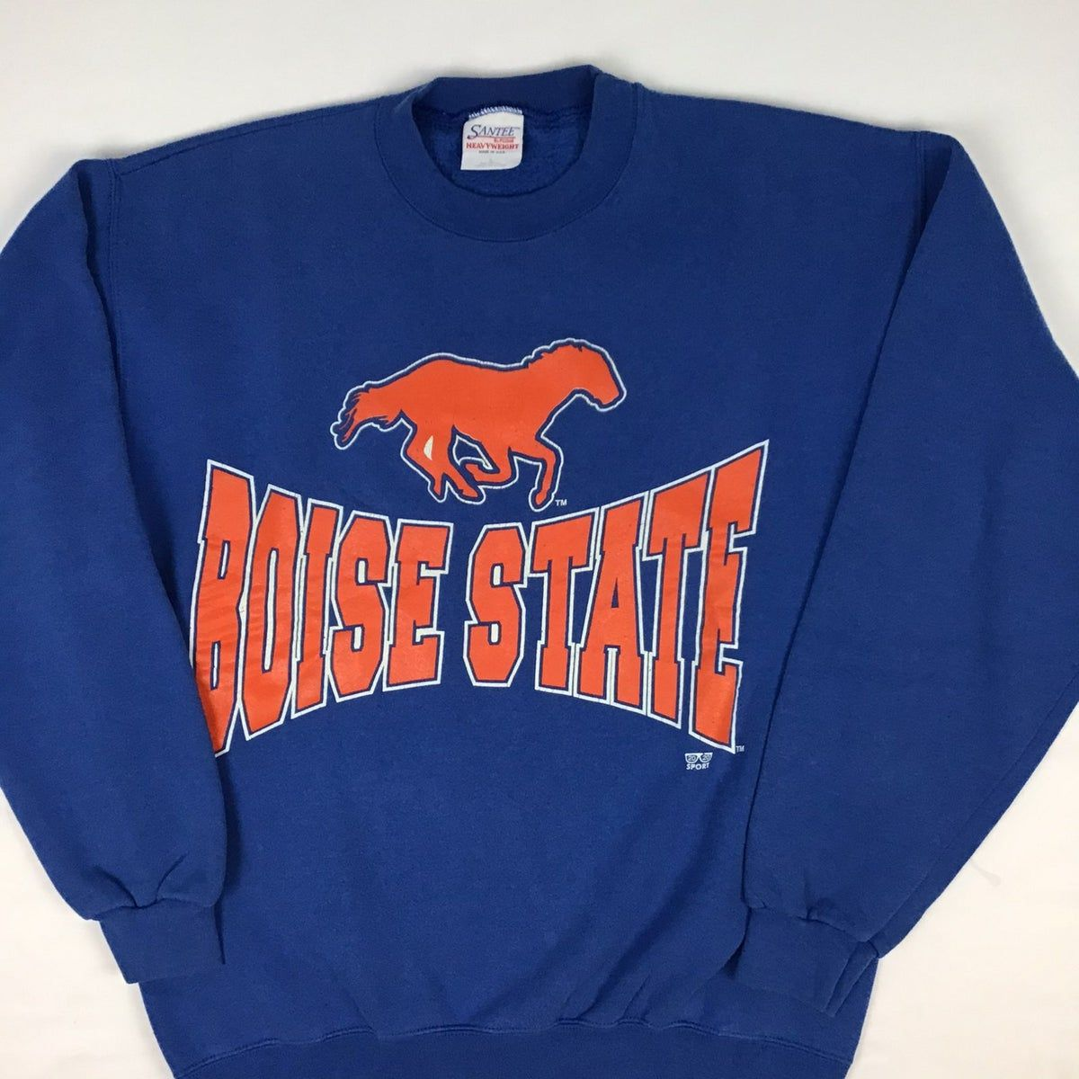Vtg Boise State Broncos Crewneck On Mercari Sweatshirts Boise State Broncos Boise State [ 1200 x 1200 Pixel ]