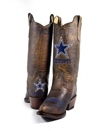 Women's Dallas Cowboys NFL Boot