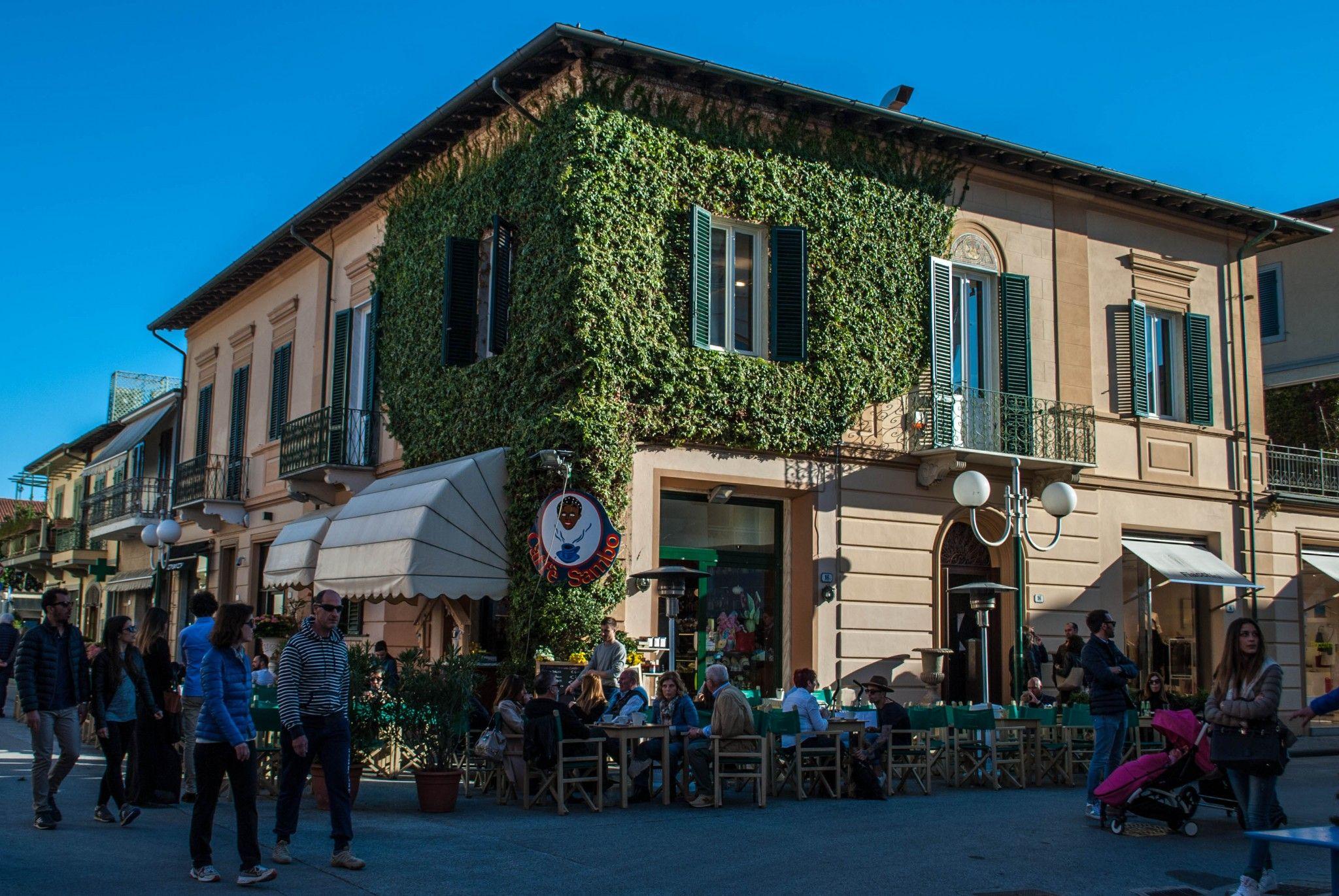 Getting Around Italy S Forte Dei Marmi Beach Resort Tuscany