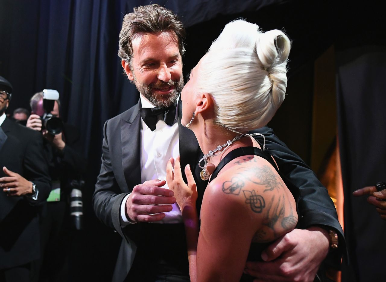 S This The End Of Lady Gaga And Bradley Cooper S Artistic Affair Lady Gaga Appeared To Wish Her Screen Lover Bradley Bradley Cooper Lady Gaga Lady Gaga Dating