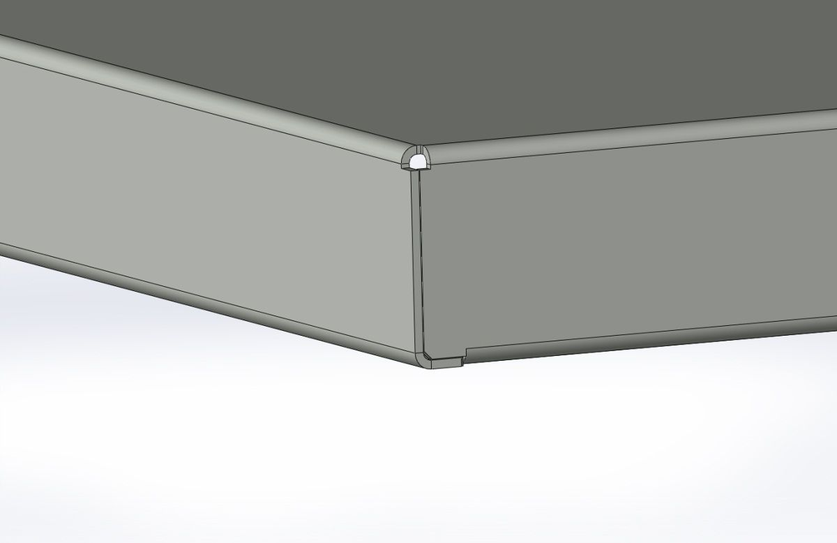 Automated Sheet Metal Panel Bending Sheet Metal Bending Manufacturers Dalsin Industries Inc Sheet Metal Fabrication Sheet Metal Metal Working