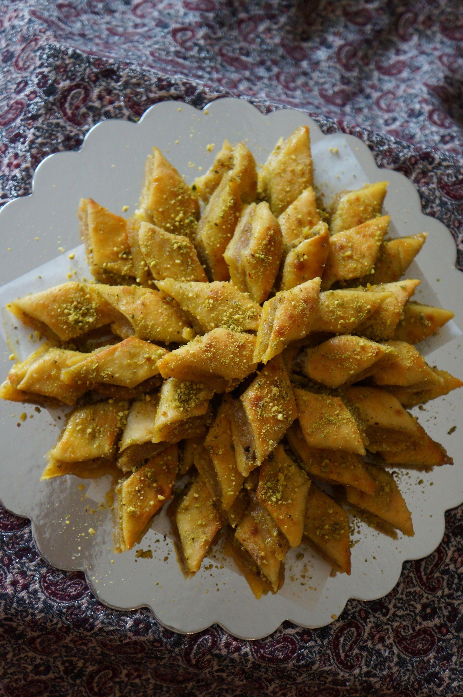 Baghlava Yazdi Persian Pastries Pinterest