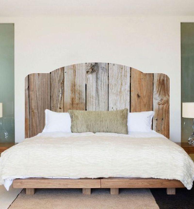 Bedroom Wall Design Idea Create A Wood Slat Accent Wall Feature Wall Bedroom Bedroom Wall Designs Wood Slat Wall