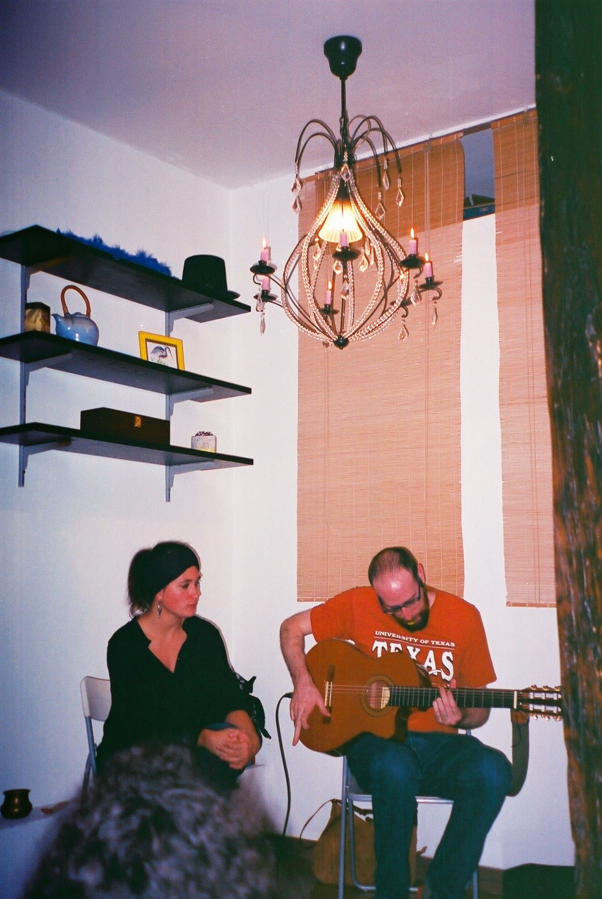 Living Room Concert In Madrid Espana Live Music In Spain Gibraltar The Band Countries Of The World Espana Spain In living room concert