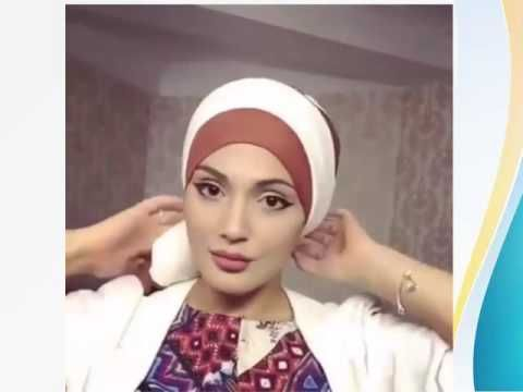 حجاب توربان جميل Youtube Hair Wrap Scarf Turban Hijab Scarf Styles