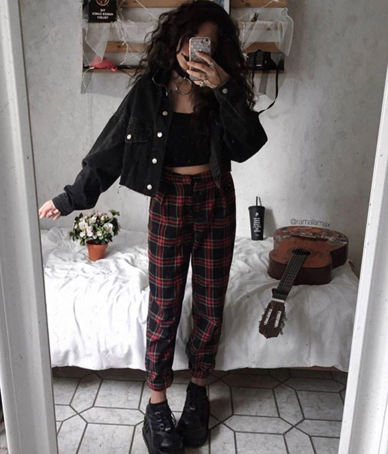 #grungeoutfitshipsters