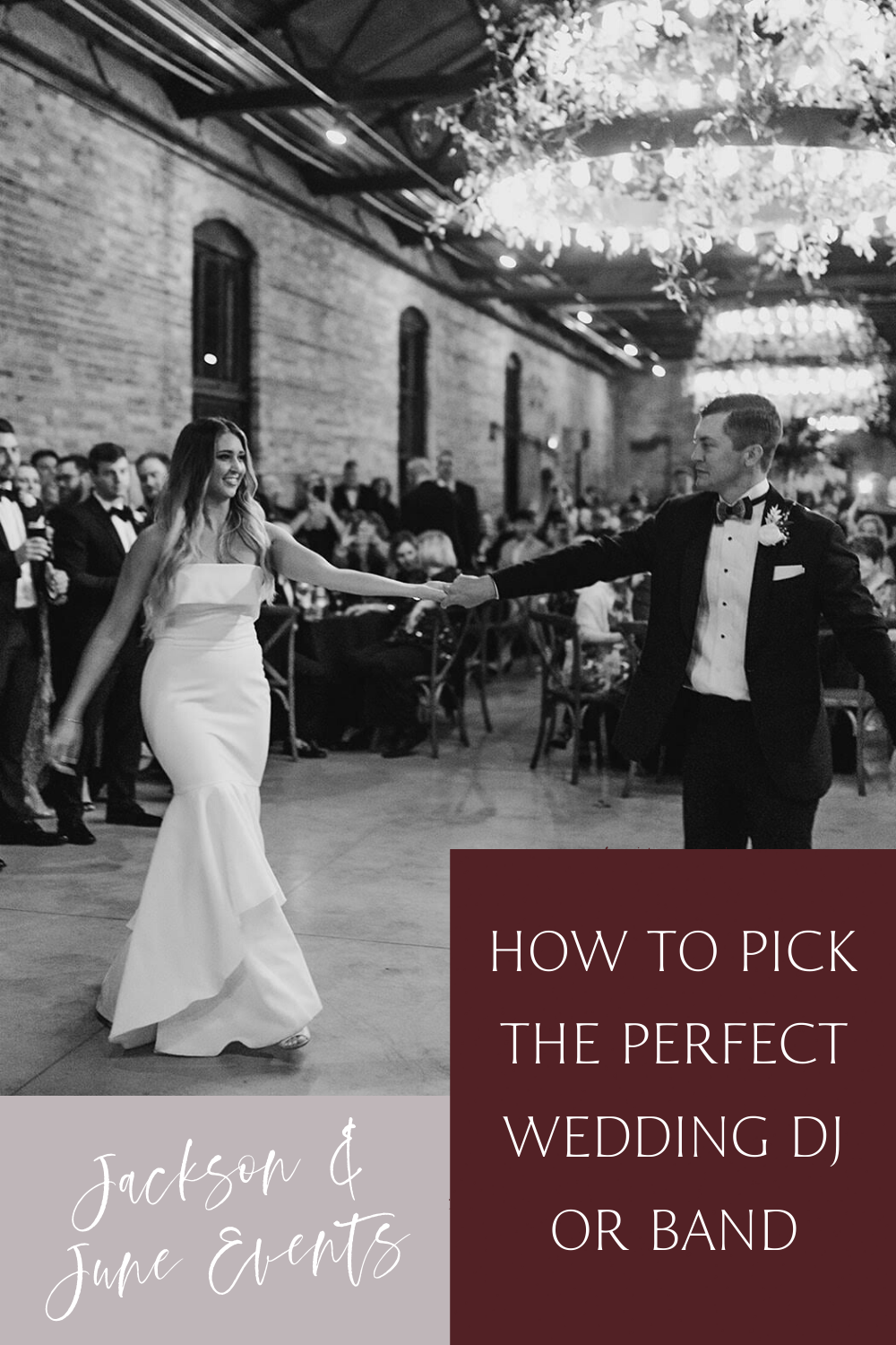 How To Pick The Perfect Wedding Dj Or Band In 2020 Wedding Reception Music Wedding Dj Funny Wedding Photos