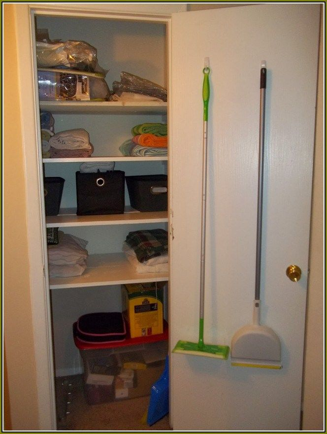 home improvements refference broom closet cabinet wood kitchen ...