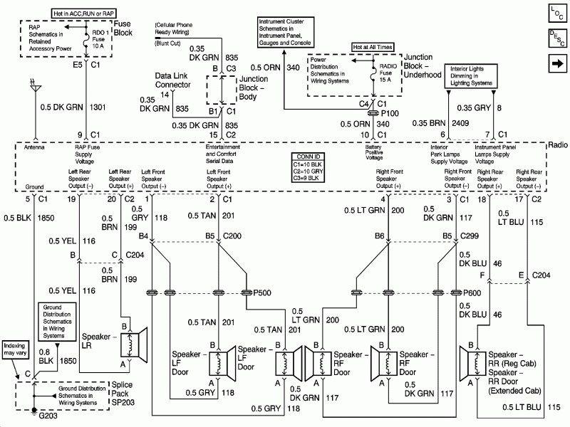 2002 Envoy Pcm Wiring Schematic