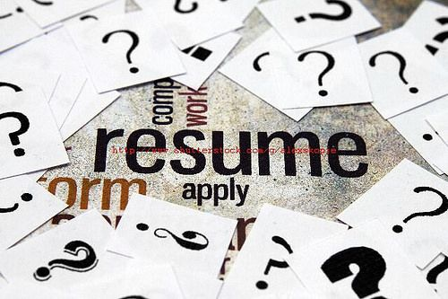 Hiring manager resume tips
