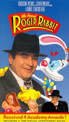 Who Framed Roger Rabbit [VHS] VHS ~ Bob Hoskins, http://www.amazon ...