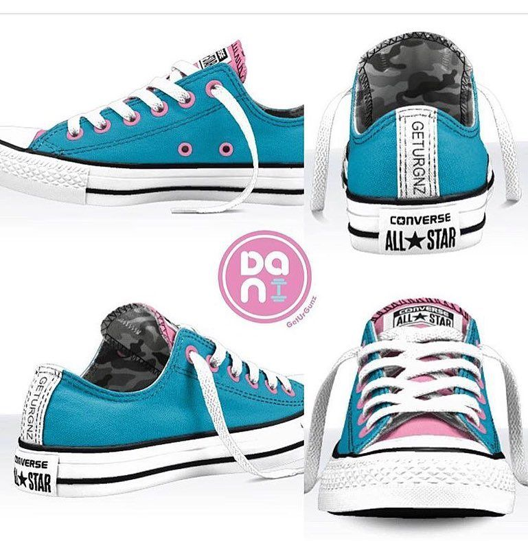 Did you know you could customize your chucks?? I had these made a while back and I looove them!! Thx to @ashleyroserausch  for an amazing gift card for a Christmas gift and this is what I bought with it! #geturgunz #geturchucks