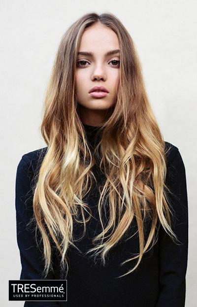 Look Ondas Balayage – Hair Inspiration #TRESemméPerú