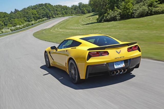 2016 Corvette Price List For New Design Packages Chevrolet