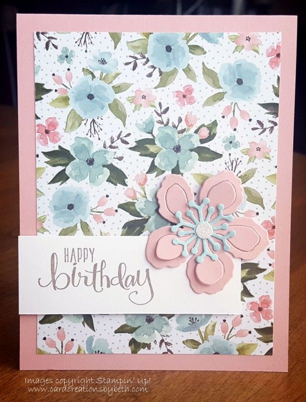 CASE'd Birthday Card by mcalexab - Cards and Paper